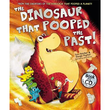 Tom Fletcher & Dougie Poynter The Dinosaur That Pooped the Past!