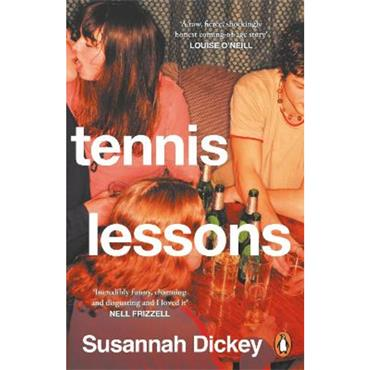 Susannah Dickey Tennis Lessons