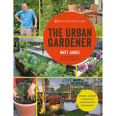 Matt James RHS The Urban Gardener