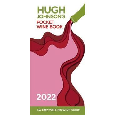Hugh Johnson & Margaret Rand Hugh Johnson Pocket Wine 2022