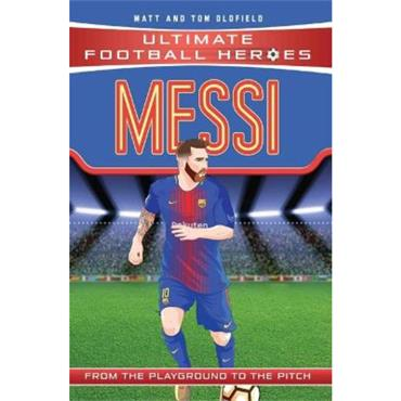 Matt & Tom Oldfield Messi (Ultimate Football Heroes) - Collect Them All!
