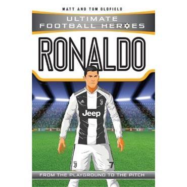 Matt Oldfield Ronaldo (Ultimate Football Heroes) - Collect Them All!