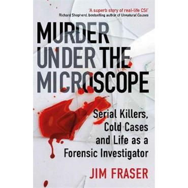 James Fraser Murder Under the Microscope