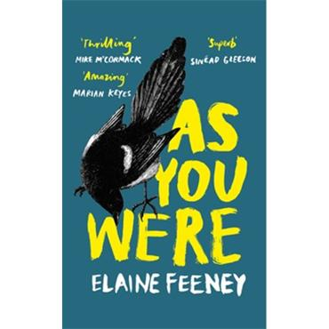 Elaine Feeney AS YOU WERE