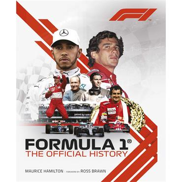 Formula 1: The Official History  - Maurice Hamilton