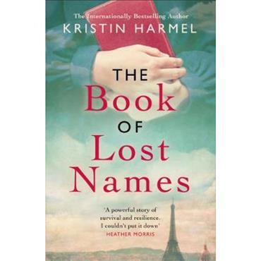 Kristin Harmel The Book of Lost Names