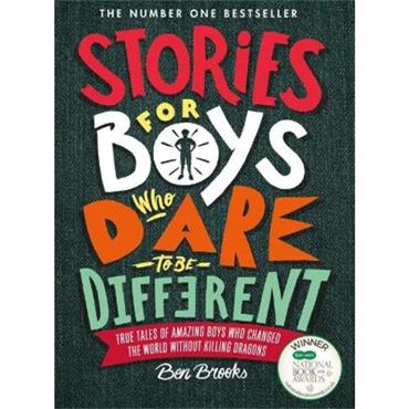 Ben Brooks Stories for Boys Who Dare to be Different