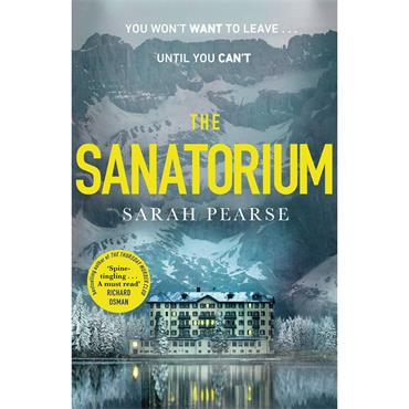 Sarah Pearse The Sanatorium