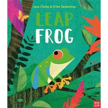 Britta Teckentrup Leap Frog