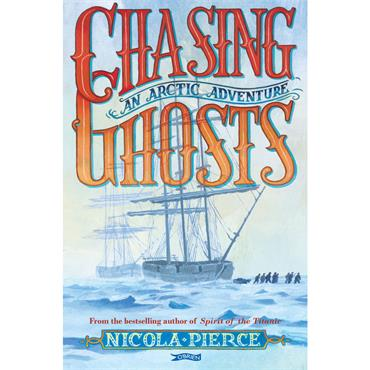 Chasing Ghosts: An Atlantic Adventure - Nicola Pierce
