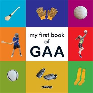 Joe Butler My First Book of GAA
