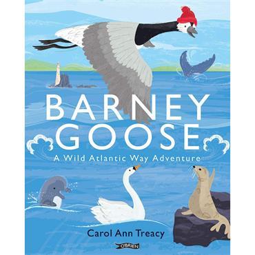 Carol Ann Treacy Barney Goose: A Wild Atlantic Way Adventure