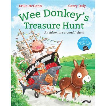 Erika McGann & Gerry Daly Wee Donkey's Treasure Hunt: An Adventure around Ireland