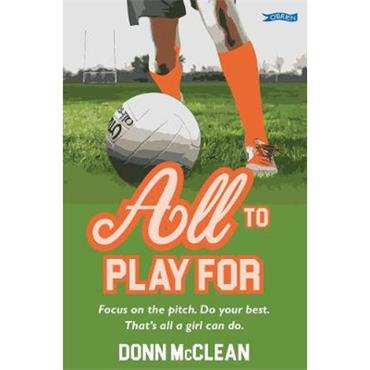 Donn McClean All to Play For