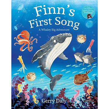 Gerry Daly FINN'S FIRST SONG A WHALEY BIG ADVENTURE