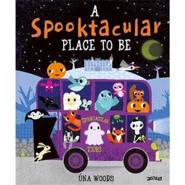 Una Woods A Spooktacular Place to Be