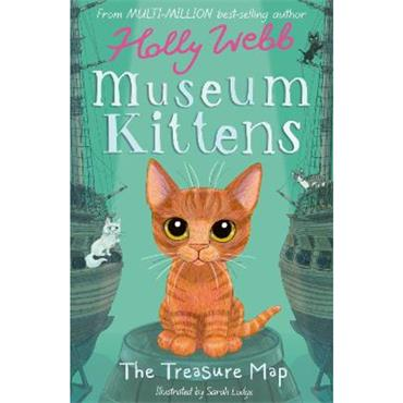 Holly Webb & Sarah Lodge The Treasure Map