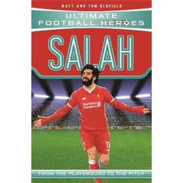 Matt Oldfield Salah - Collect Them All! (Ultimate Football Heroes)