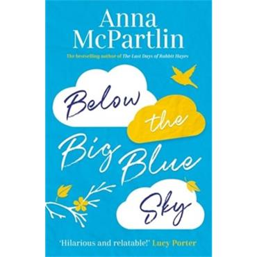 Anna McPartlin Below The Big Blue Sky