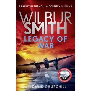 Wilbur Smith Legacy of War
