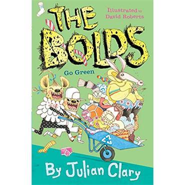 Julian Clary The Bolds Go Green