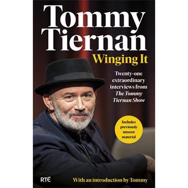 Tommy Tiernan: Winging It  - Tommy Tiernan