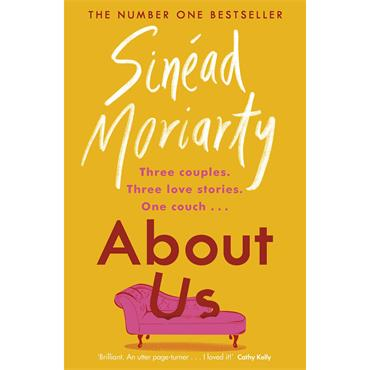 Sinéad Moriarty About Us