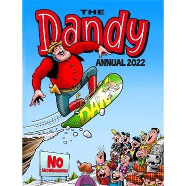 D C Thomson The Dandy Annual 2022