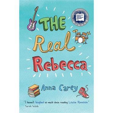 Anna Carey The Real Rebecca