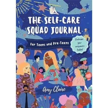 Amy Claire Ford Self-Care Squad Journal