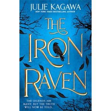Julie Kagawa The Iron Raven (The Iron Fey: Evenfall, Book 1)