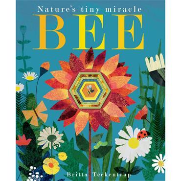 Britta Teckentrup Bee: Nature's tiny miracle