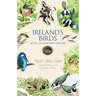 Ireland's Birds: Myths, Legends and Folklore - Niall Mac Coitir