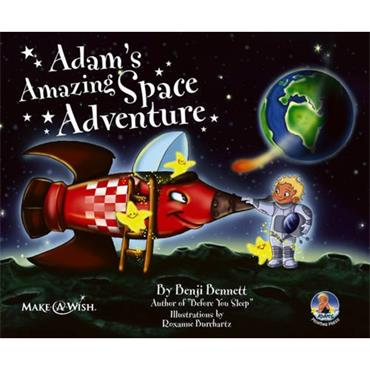 Benji Bennett Adams Amazing Space Adventure: Adams Amazing Adventures