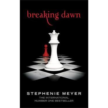 Stephenie Meyer Breaking Dawn