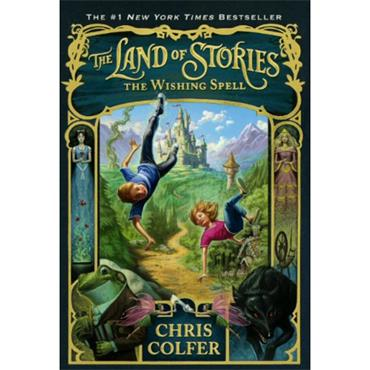 Chris Colfer The Wishing Spell (Land of Stories Book 1)
