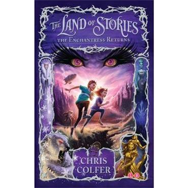 Chris Colfer The Enchantress Returns (Land of Stories, Book 2)