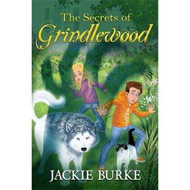 The Secrets of Grindelwood (Book 1) - Jackie Burke