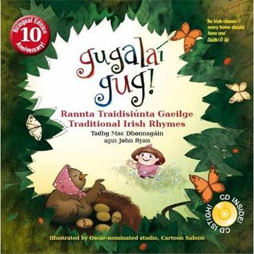 Tadhg Mac Dhonnagáin and John Ryan Gugalaí Gug -Eagrán Dátheangach (Bilingual)