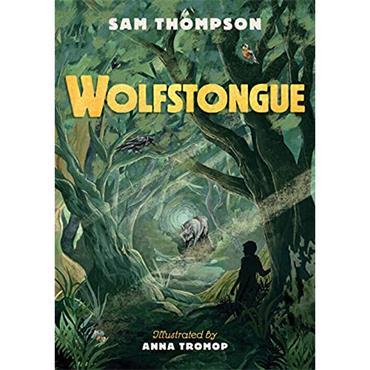 Sam Thompson & Anna Tromop Wolfstongue
