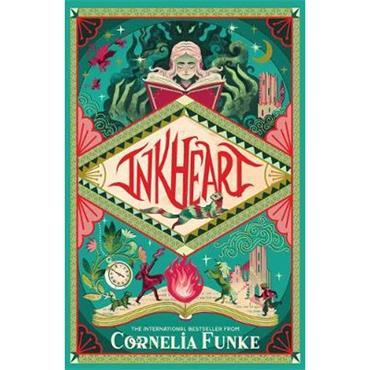 Cornelia Funke Inkheart (2020 reissue)