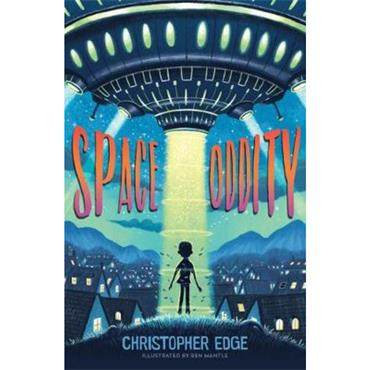 Christopher Edge Space Oddity