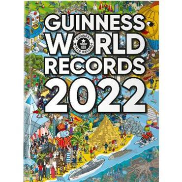 Guinness World Records Guinness World Records 2022