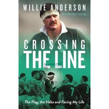 Willie Anderson Crossing The Line