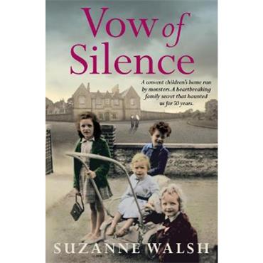Suzanne Walsh Vow of Silence
