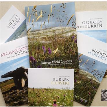The Burrenbeo Trust Burren Field Guides - Ireland's Premier Learning Landscape