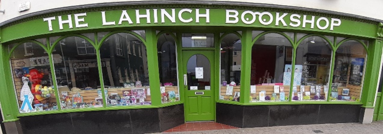 LaHinch Bookshop