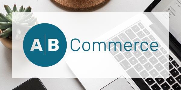 AB Commerce logo