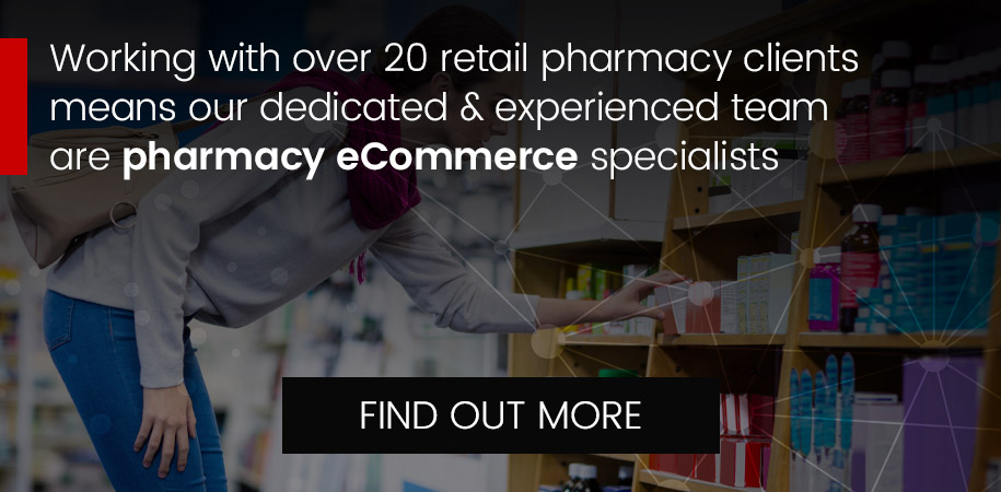 Magico are pharmacy eCommerce specialists - Find out more