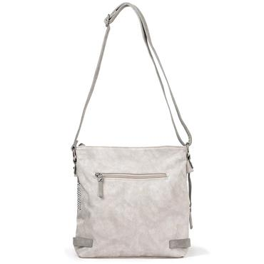 RIEKER H1346 HANDBAG - GREY